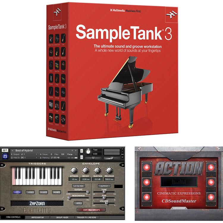 Zapzorn Sound Design and Composer Bundle (Download)