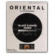 """Oriental Seagull Black & White Graded #4 RC (Resin Coated) Luster Paper - 20 x 24""""(10 Sheets)"""