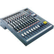 Soundcraft / Spirit EPM 8 - 8 Mono + 2 Stereo Channel Recording and Live Sound Audio Console