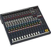 Soundcraft / Spirit EPM 12 - 12 Mono + 2 Stereo Channel Recording and Live Sound Audio Console