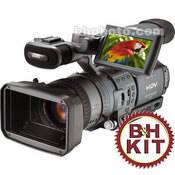 Sony Sony HDRFX1 HDV 1080i Camcorder Kit
