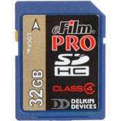 Delkin Devices 32GB eFilm Secure Digital (SDHC) PRO Card