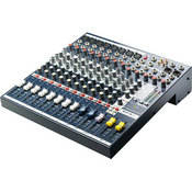 Soundcraft / Spirit EFX8 - 8 Channel, 2 Bus Audio Mixer with Lexicon Effects Processor
