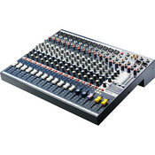 Soundcraft / Spirit EFX 12 - 12 Channel, 2 Bus Audio Mixer with Lexicon Effects Processor