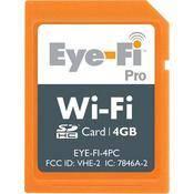 Eye-Fi 4GB Wi-Fi Pro