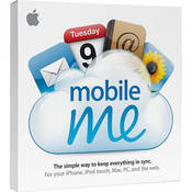 Apple MobileMe Internet Service