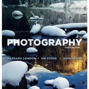 Pearson Education Book: Photography, 10th ed. by Barbara Loudon, John Upton, Jim Stone