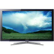 Samsung 58-Inch 1080p 3D Plasma HDTV with Game Mode, 2,000,000:1 Mega Dynamic Contrast Ratio, 4 HDMI - Model No. PN58C680