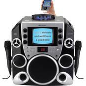 Emerson Karaoke Pp 650 Complete Cdg Karaoke Sys ipod C