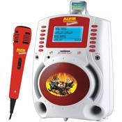 Emerson Karaoke Alvin and the Chipmunks Portable Karaoke MP3 Lyric Player