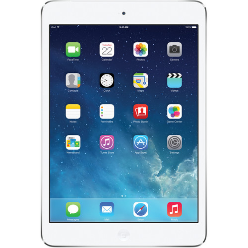 Apple 128GB iPad mini 2 with Retina Display (T-Mobile, Silver)