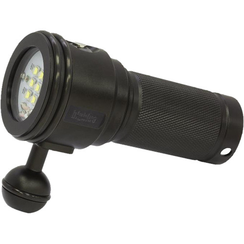 Bigblue VTL2500P Rechargeable LED Dive Light