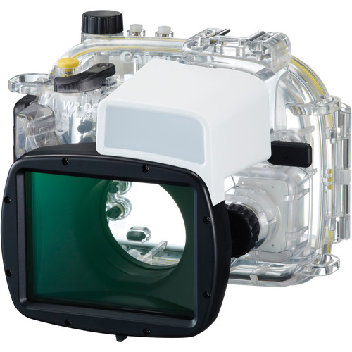 Canon WP-DC53 Waterproof Case for PowerShot G1 X Mark II Digital Camera