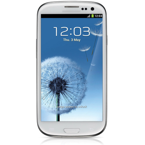 Samsung Galaxy S III GT-I9300 International 16GB Smartphone (Unlocked, White)