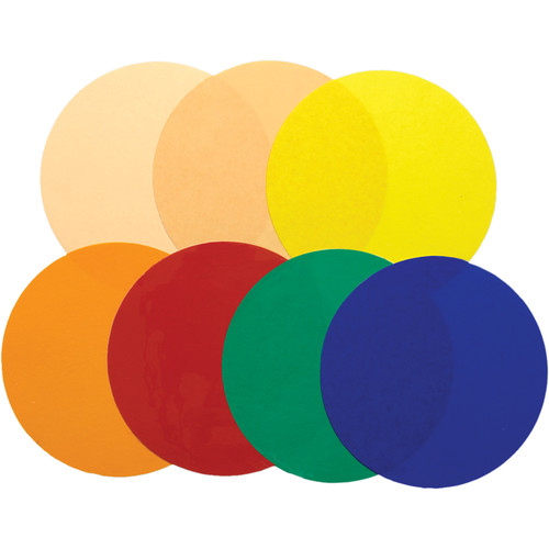 Quantum Instruments Color Gel Pack for Qflash