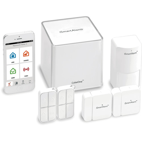 iSmartAlarm Preferred Package Home Security System (U.S. and Canada Only)