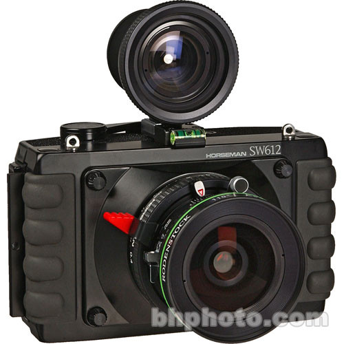 Horseman SW-612 Medium Format Panorama Camera w/ 45mm Apo-Grandagon Lens & 6x12 Back