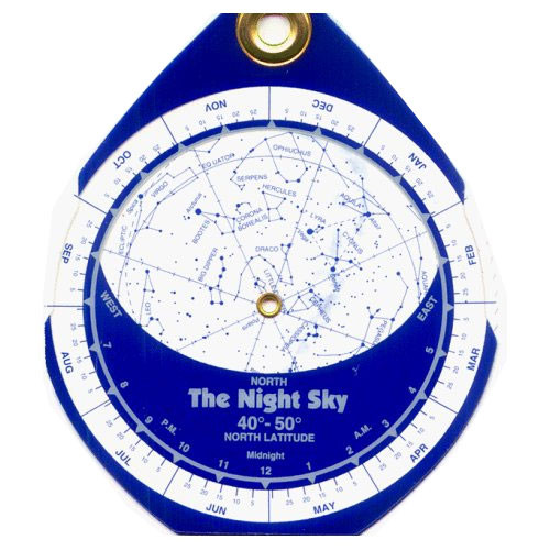Amherst Media Book: The Night Sky 40-50 Degrees (Large)
