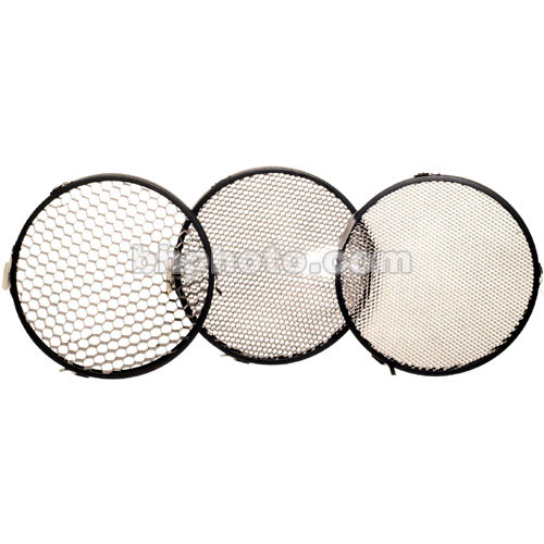 Delta 1 Honeycomb Grid Set of 3 - 4.5