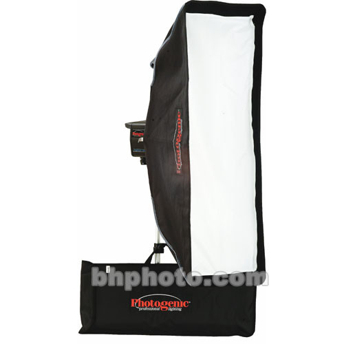 Photogenic Softbox with Quick Change Adapter