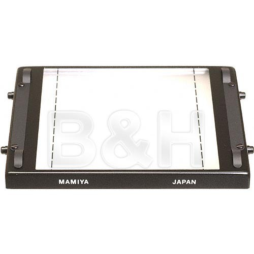 Mamiya Vertical Split Image Focusing Screen for RB67 Pro SD Cameras