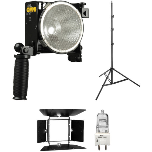 Lowel Omni-Light One-Light Kit