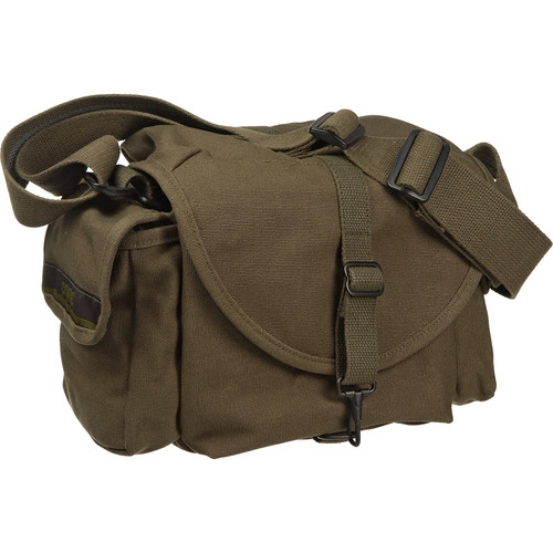 Domke F-3X Shoulder Bag (Olive)