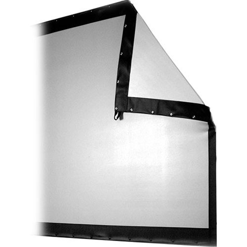 The Screen Works Replacement Surface ONLY Stager's Choice Projection Screen-8'6