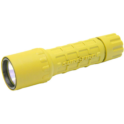 SureFire G2 Nitrolon Incandescent Flashlight (Yellow)