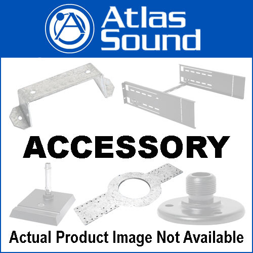 Atlas Sound EFT19-25-962 Heavy-Duty Top Panel Fan