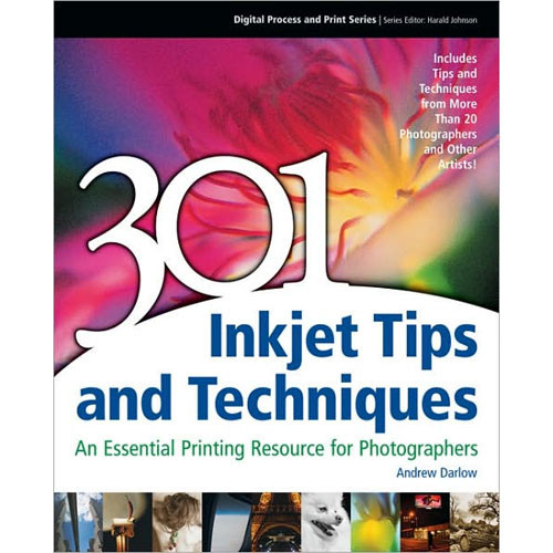 Cengage Course Tech. Book: 301 Inkjet Tips and Techniques