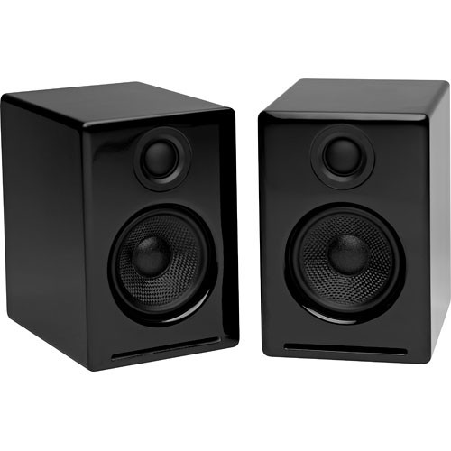 Audioengine A2 Desktop Speakers (Black)