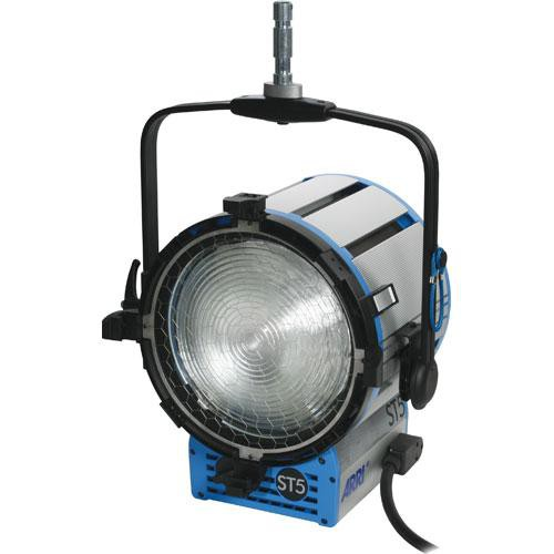 Arri ST5 Studio Fresnel - 5000 Watts, Hanging - Pole Operated (120-230VAC)