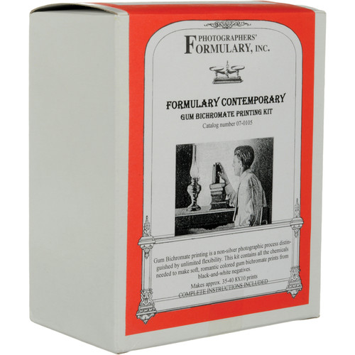 Photographers' Formulary Contemporary Gum Printing Kit - Makes 35-40 8x10