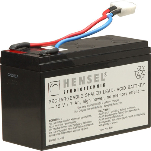 Hensel Battery Pack for Older Hensel Porty