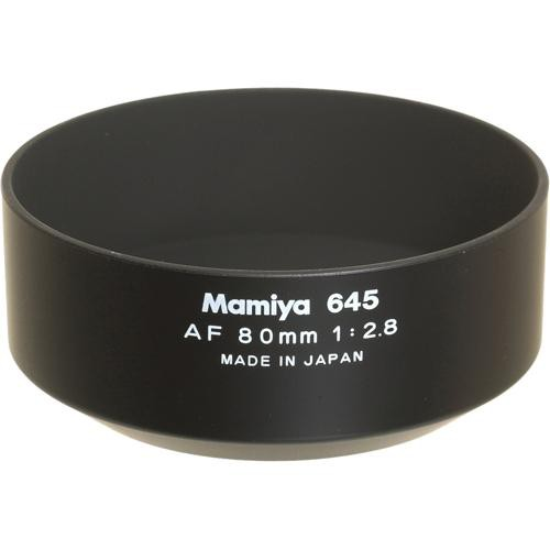 Mamiya Lens Hood for 645AF 80mm f/2.8 Auto Focus and Other Select Lenses