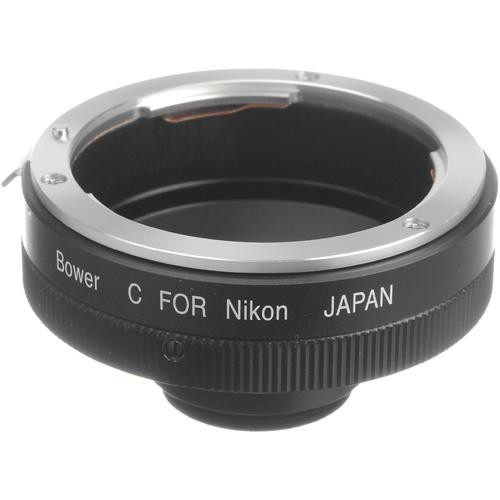 General Brand C-Mount Adapter for Nikon Lens