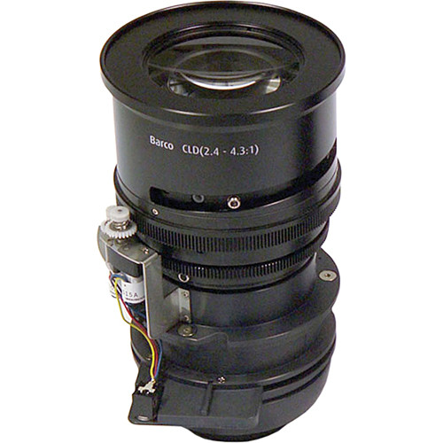 Barco CLD (2.4-4.3:1) Zoom Projector Lens