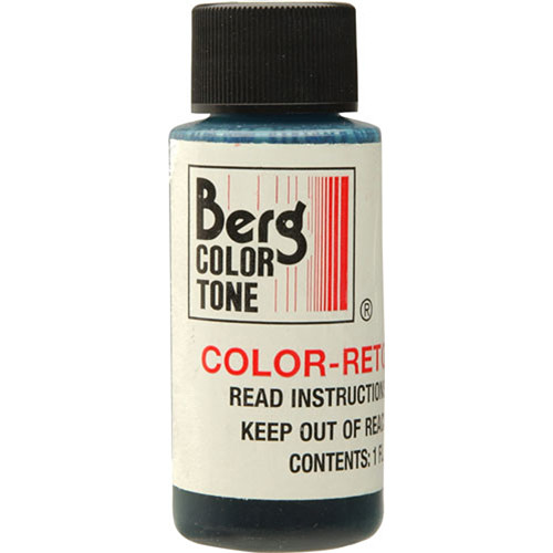 Berg Retouch Dye for Color Prints - Green