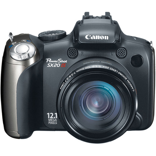Canon PowerShot SX20 IS Digital Camera