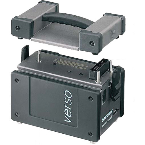 Broncolor Verso Battery Dock for Verso Power Pack