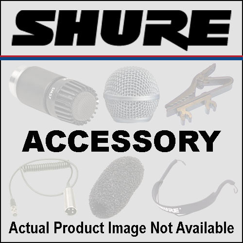 Shure RK323G Replacement Grill for Wireless Beta58A (Black)
