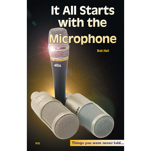 Heil Sound Book: It All Starts with the Microphone