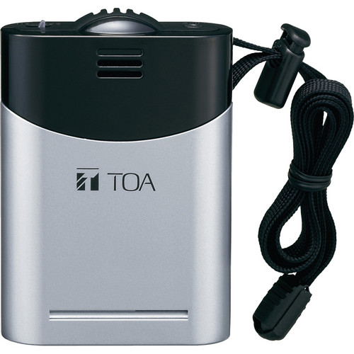 Toa Electronics IR-300M IR Wireless Neck Worn Microphone