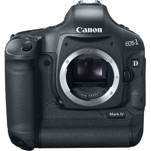 Canon EOS 1D Mark IV SLR Digital Camera (Body Only)