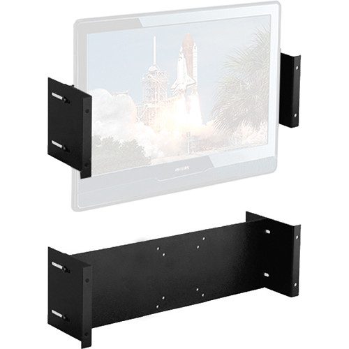 Delvcam ULCD-1 Adjustable Depth LCD Rackmount