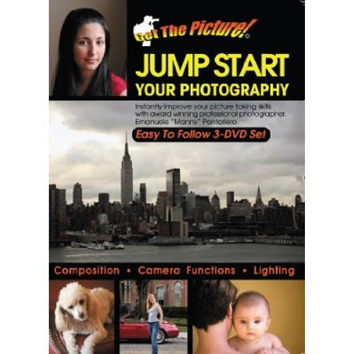 GET the PICTURE DVD: Jump Start Your Photography by Emanuele