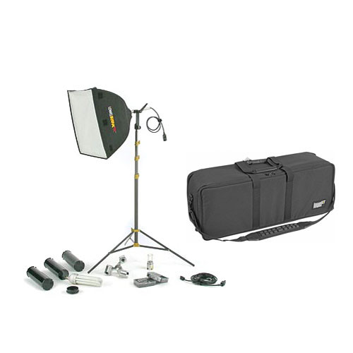 Lowel Rifa 55 eXtra/Flo 80 Kit W/Soft Case (120VAC)