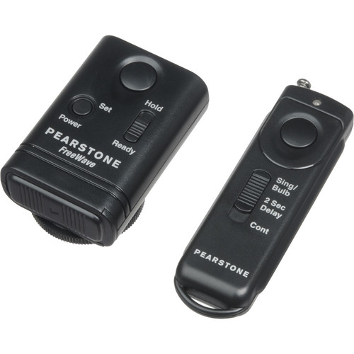 Pearstone FreeWave Wireless Remote Shutter Release for Nikon w/10-Pin Connection