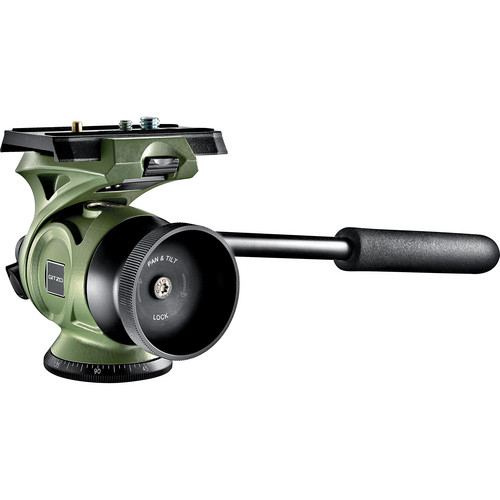 Gitzo GH2720FQR Series 2 Safari 2-Way Magnesium Head with Quick Release
